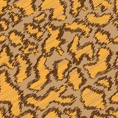 seamless leopard background