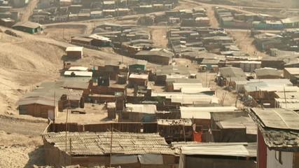 Slums - Südamerika