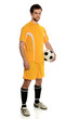 Soccer Player Standing