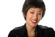 Portrait of Asian American Businesswoman