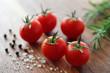 Tomaten und Rosmarin