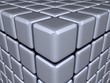 3D Cubes - Optical Illusion