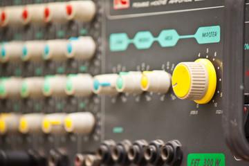 amplifier control