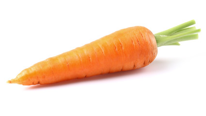 One young carrot