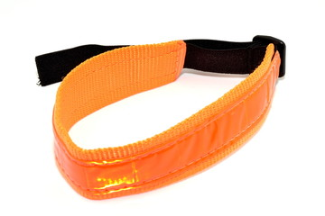 Collar fluorescente para perros
