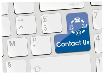 clavier contact us