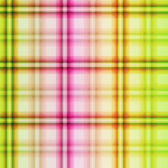Bright fuzzy checkered seamless pattern