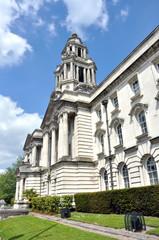 Stockport Town Hall, England