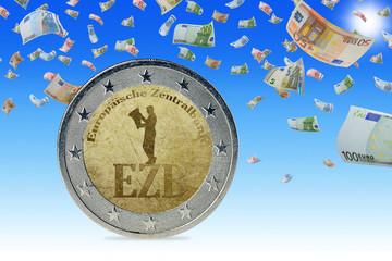 EZB - Geldregen