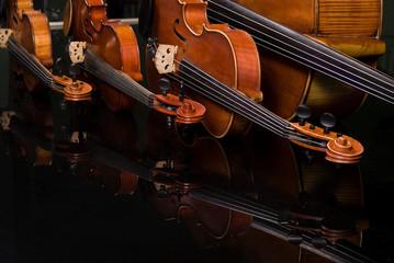 Two Violins, Viola and Cello