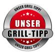 5 Star Button rot UNSER GRILL-TIPP UGT UGT