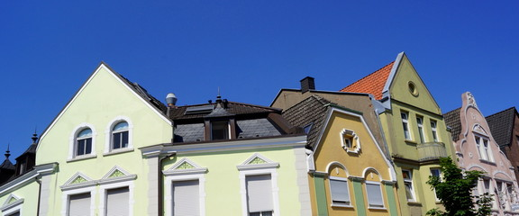WERNE a.d.Lüne - Altstadtpanorama