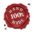Hand Made Wax Seal Guarantee