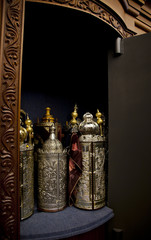 Torah Scrolls Cabinet