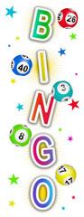 Bingo boules et étoiles