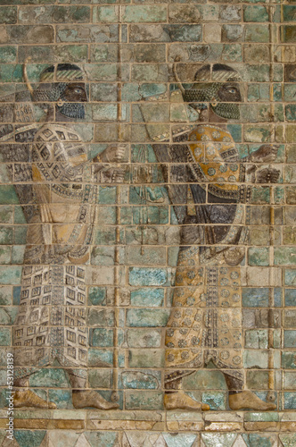 Ancient Babylonia and Assyria sculpture painting