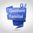 bulle origami cs5 : quotient familial