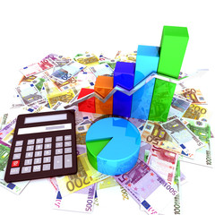 BILAN FINANCIER - ANALYSES - GRAPHIQUES - EUROS