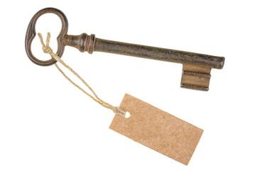 Alter Schlüssel mit Anhänger