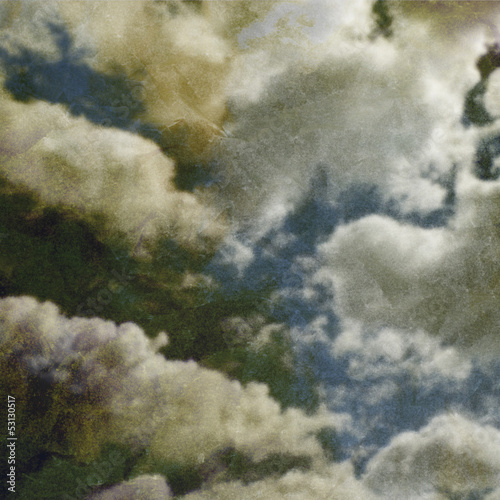 grunge textured sky background