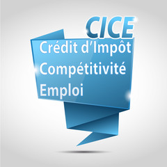 bulle origami cs5 : crédit impôt compétitivité emploi