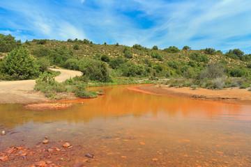 Rio Piscinas - Piscinas creek, Sardinia
