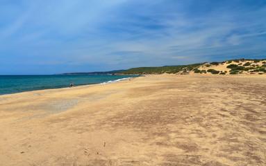 Sardinia - Piscinas beach