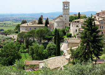 Assisi, Italien