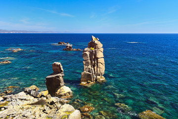 Sardinia - Le Colonne, Carloforte