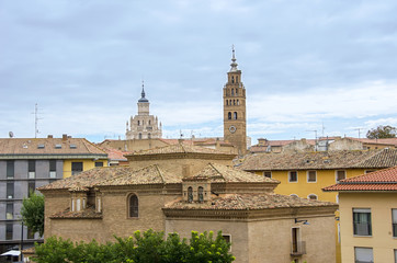 Tarazona in Zaragoza,Spain