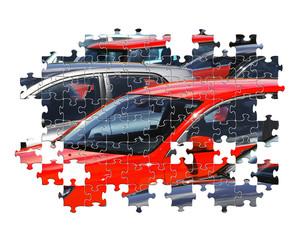 Car jigsaw