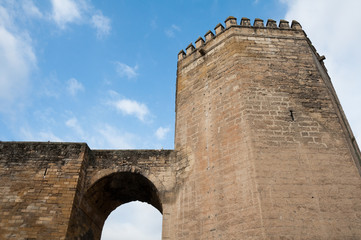 Malmuerta Tower, Cordoba (Spain)