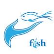 Fisch in der Hand