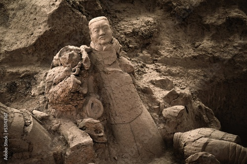 Fototapeten,china,terracotta,warrior,xi an
