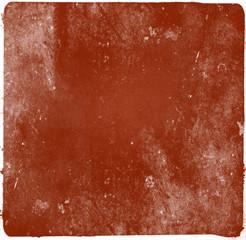 fond - rouge vieilli