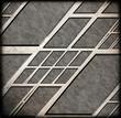fond - graphique gris