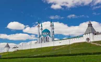 View of the Kazan Kremlin, Russia