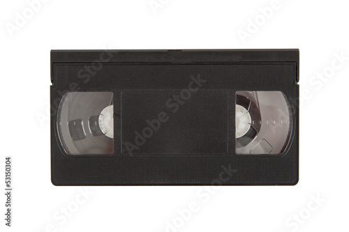 Very old videotape (video cassette)