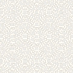 Abstract wavy background, pale seamless pattern