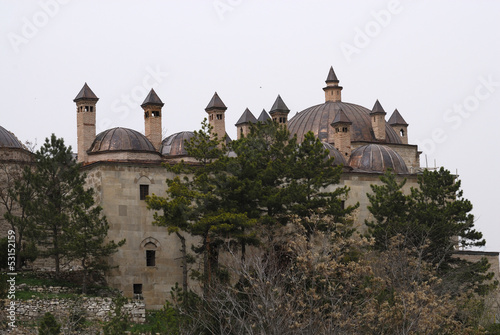 Derwisch-Kloster in Seyitgazi