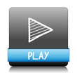 """PLAY"" Web Button (video watch media player listen music live)"