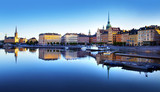 Fototapety Old Town of Stockholm