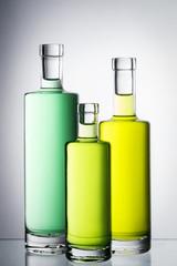 Concept huiles essentielles