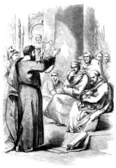 Antiquity : Christian Prisoner (apostel : st Paul)