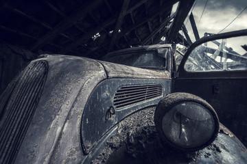 forgotton car