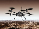 Spy Drone poster