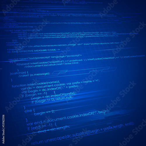 HTML Coding Background