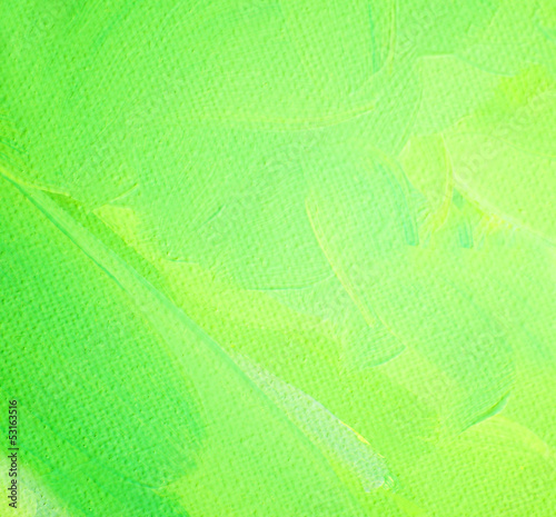 green spring background, abstract picture, illustration