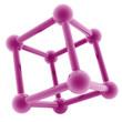 Metallic cube 3