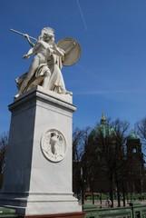 Statue Schlossbrücke Berlin